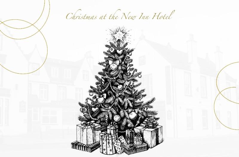 New Inn Ellon - Christmas